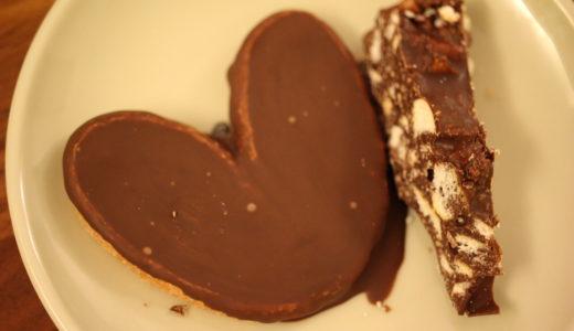 簡単!卵・乳不使用のチョコレートお菓子作り