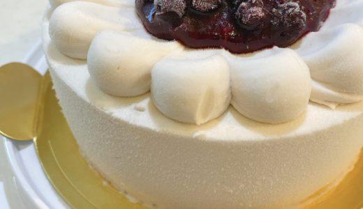 アレっ子もOKのクリスマスケーキ「リッチョドーロのジェラートケーキ」食べてみました