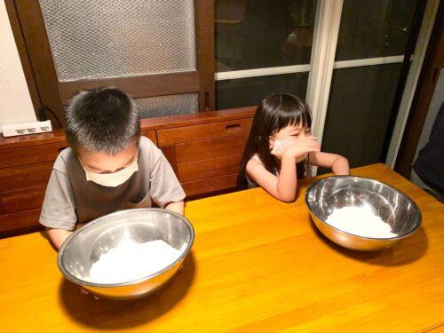 ペンションパンプキンのパン体験卵乳製品不使用